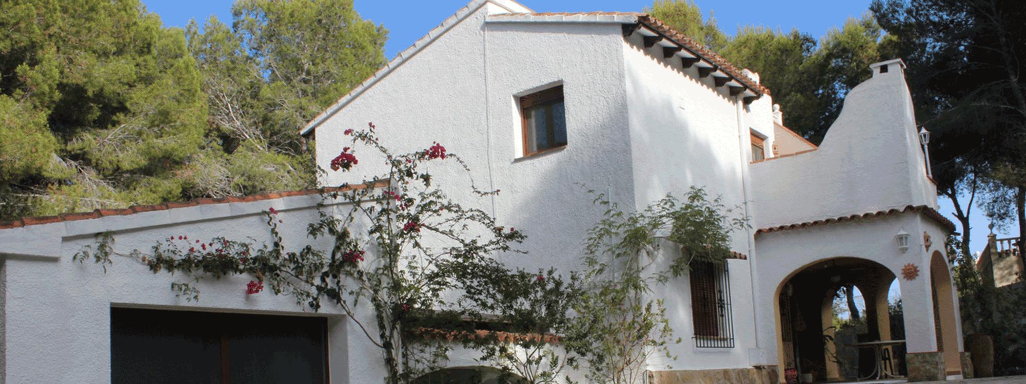 Casa mitch ferienhaus benissa playa en - Casas en benissa ...